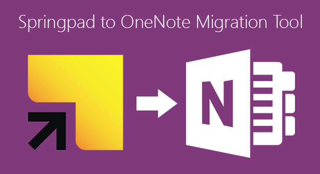 springpad migration Microsoft OneNote gets a Chrome extension and a migration tool for Springpad users