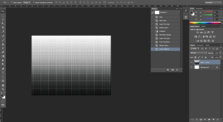 static.squarespace 2 Halftoning 101: How to halftone images in Photoshop