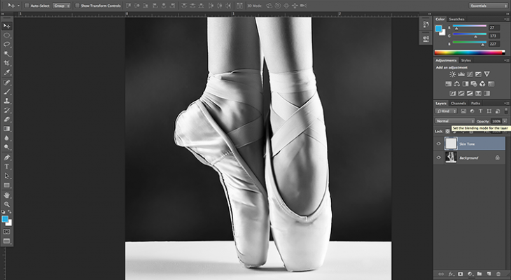 static.squarespace1 730x400 How to easily colorize a black and white photograph in Photoshop