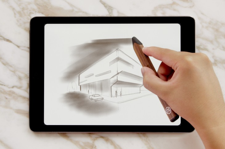 surface pressure ipad 730x486 FiftyThrees Pencil stylus will offer greater control with Surface Pressure update for iOS 8