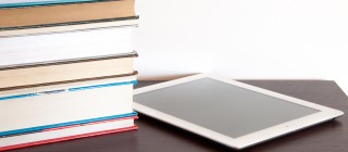 tablet e-reader books