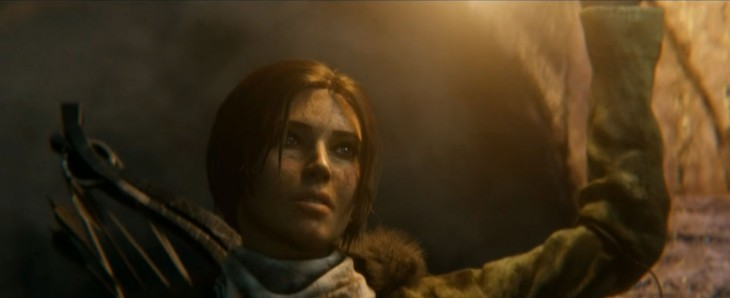 tombraider 730x298 Live from Microsoft's E3 event: Can the Xbox One triple down on games, games, games?