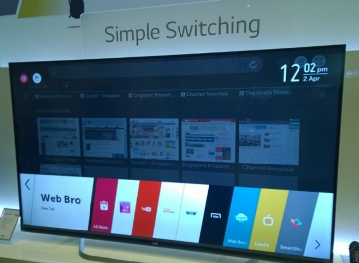 webos2 730x534 LG opens its webOS smart TV platform to app developers