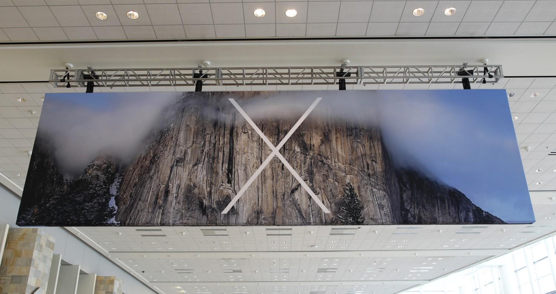 Apple Reveals OS X 10.10