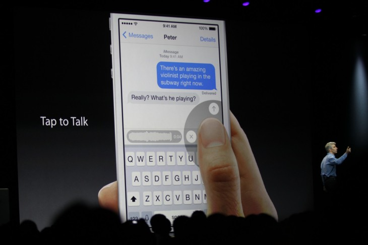 wwdc 2014 797 730x486 Apples fresh focus on iMessage is all about protecting the App Store