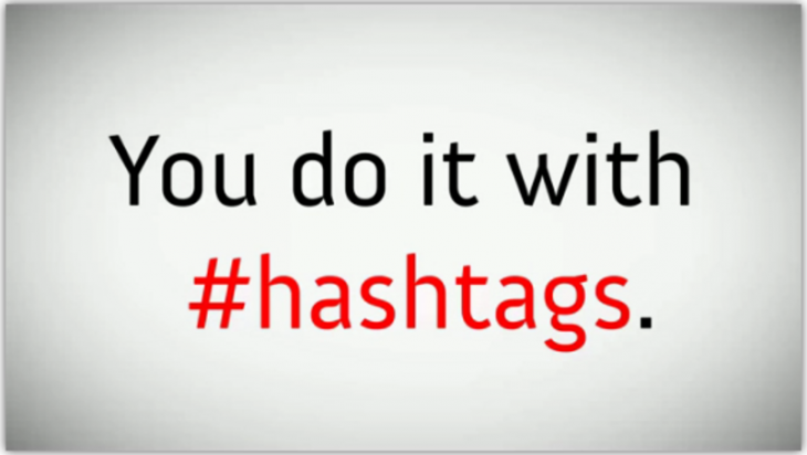 you do it with hashtags 568x321 c 730x412 Everything you need to know to throw an awesome startup party
