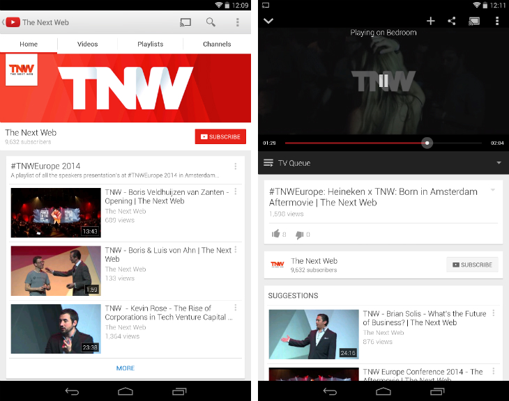 yt1 32 of the best apps for Googles Chromecast
