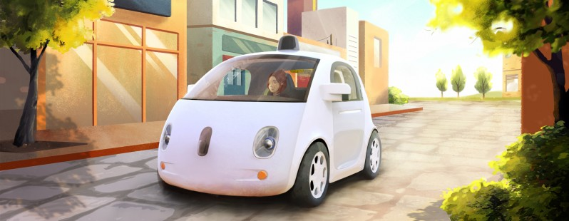 Driverless Cars to be Trialled in the UK from January