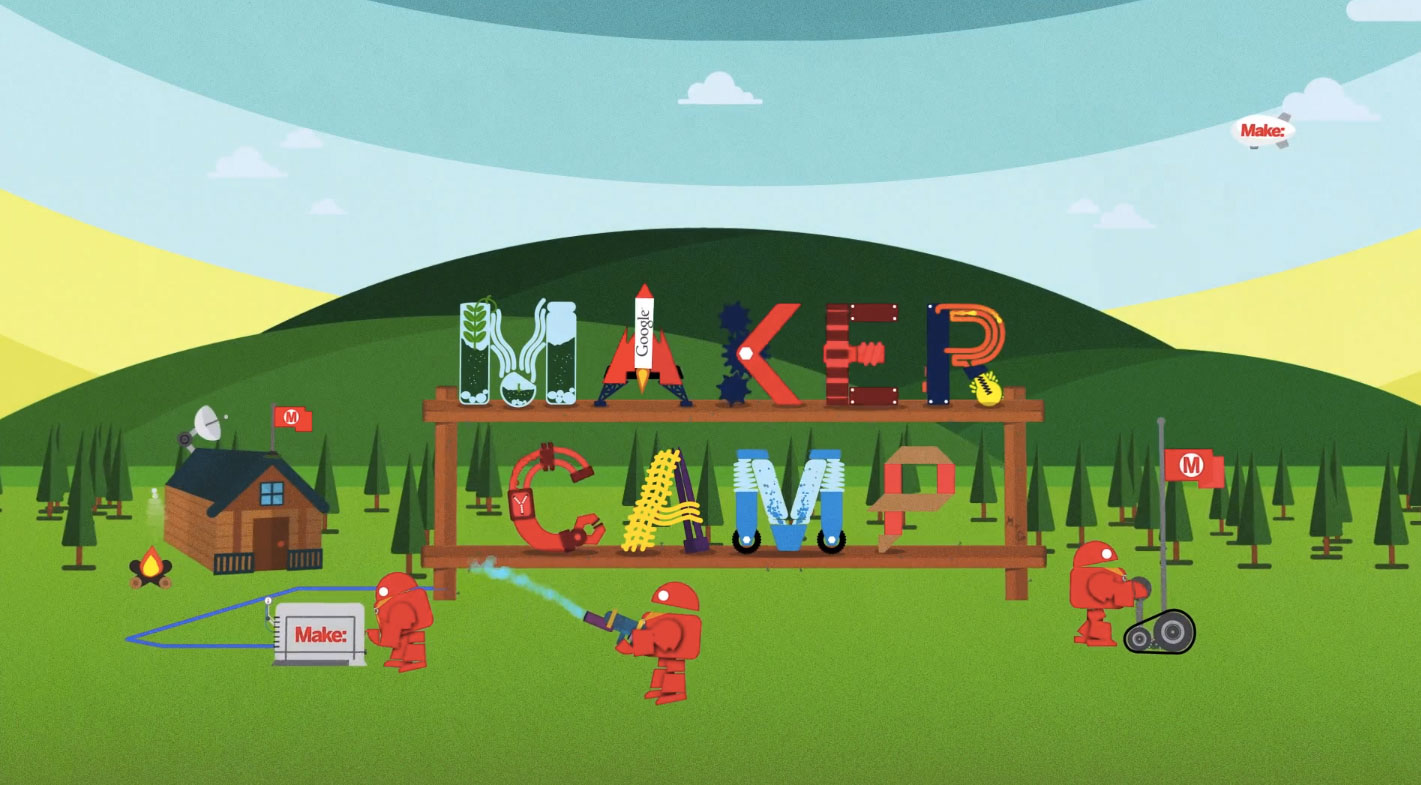 Maker Camp Teaches Kids Science With Fun DIY Projects