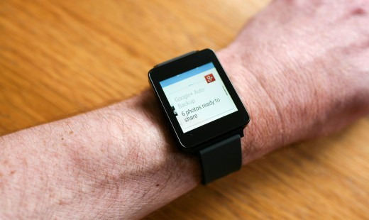 0707 lgg 06 520x310 LG G Watch Review: The wearable you want to leave at home