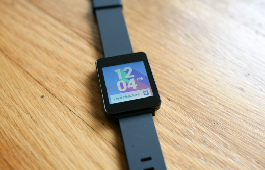0707 lgg 07 520x333 LG G Watch Review: The wearable you want to leave at home