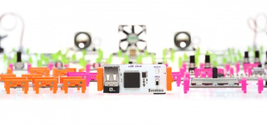 LittleBits' new cloudBit device adds your dumb gadgets and household appliances to the Internet of Things