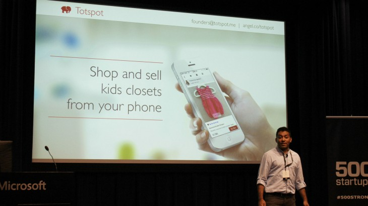 0729 totspot 730x410 Our 9 favorite startups from the 500 Startups Demo Day