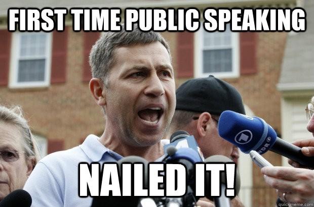 Как стать уверенным оратором