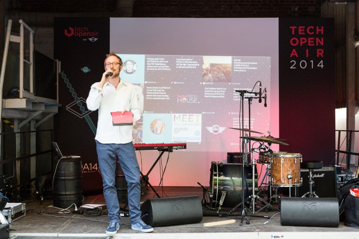 14488685657 119d068205 k 730x486 11 of the hottest startups from Tech Open Air Berlin 2014