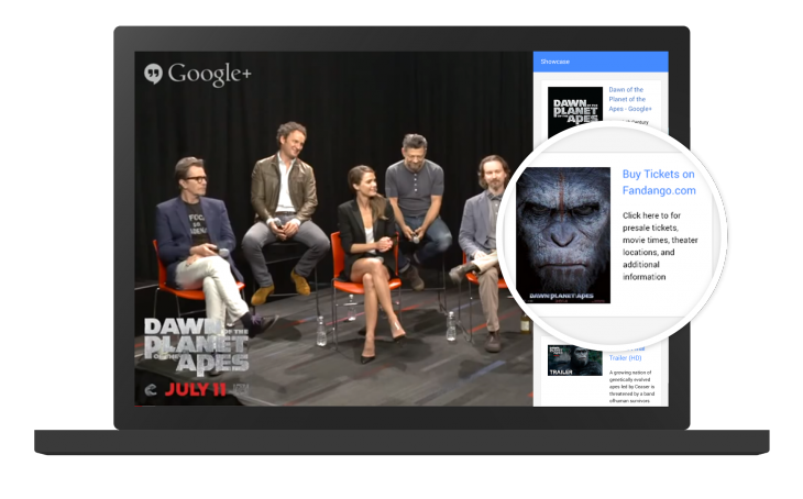 2014 07 24 730x454 Google updates Hangouts on Air to help brands promote merchandise and related products