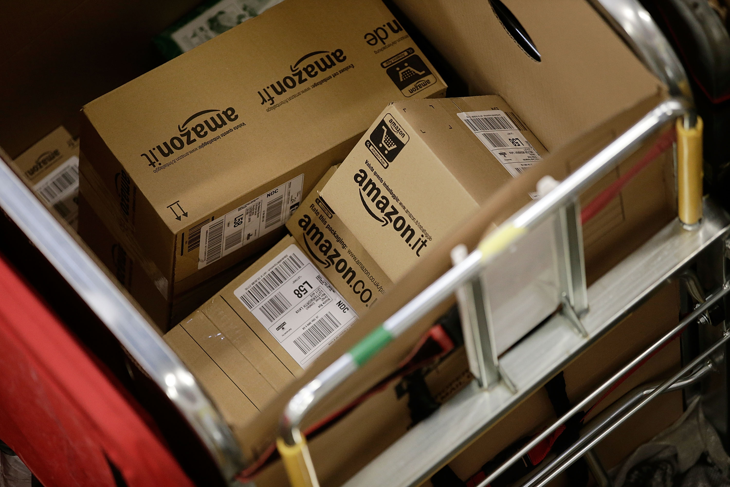 Amazon Prime to offer two-day delivery for orders shipped to the UK from inside Europe - The Next Web