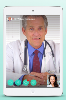 6 GET HELP VideoChat HealthTap1 220x331 HealthTap launches $99 per month Prime option, including live HD video calls with doctors