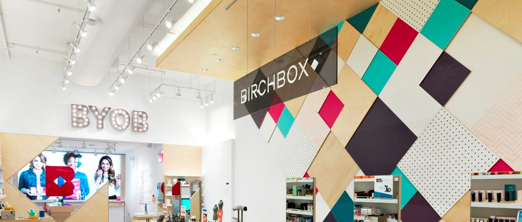 Birchbox Opens First Physical Store, in Manhattan