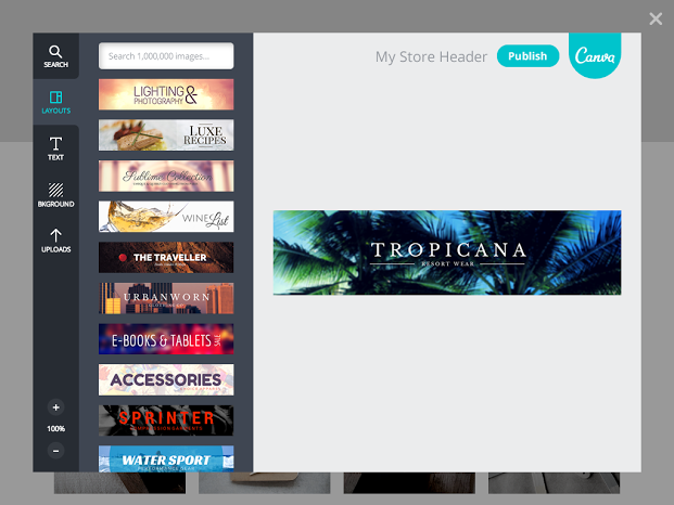 Canva Button Screenshot 2