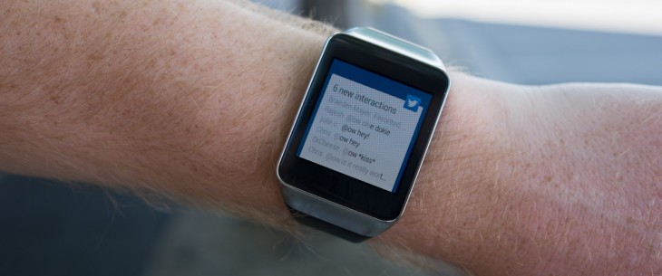 DSCF0757 730x305 Samsung Gear Live review: Finally a smartwatch you could wear every day