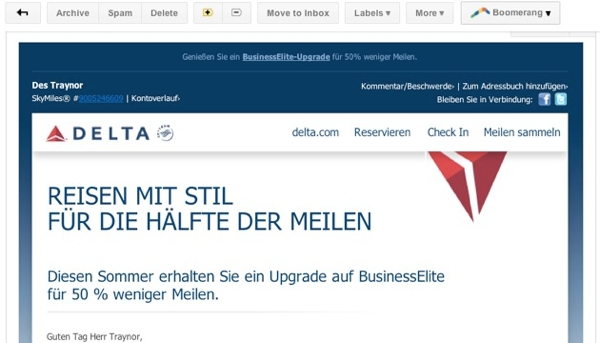Delta GutenTag Effective Web messaging: How to say the right thing at the right time