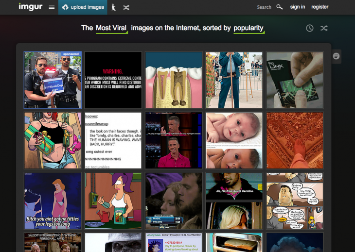 ESZj5mk 730x519 Imgur adds new crowdsourced tagging features that let you create custom galleries