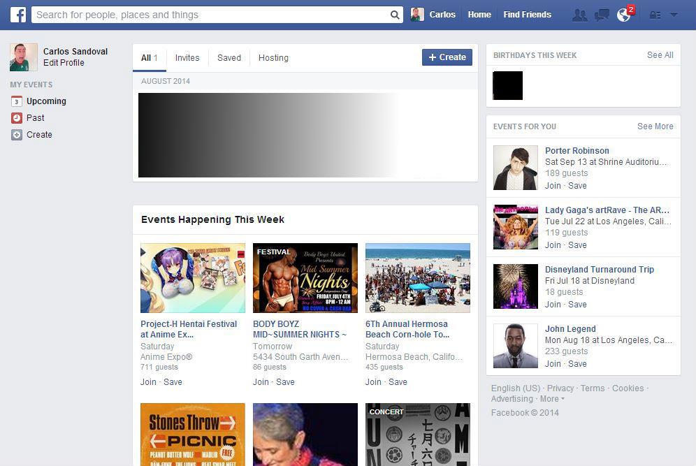 FB-Events