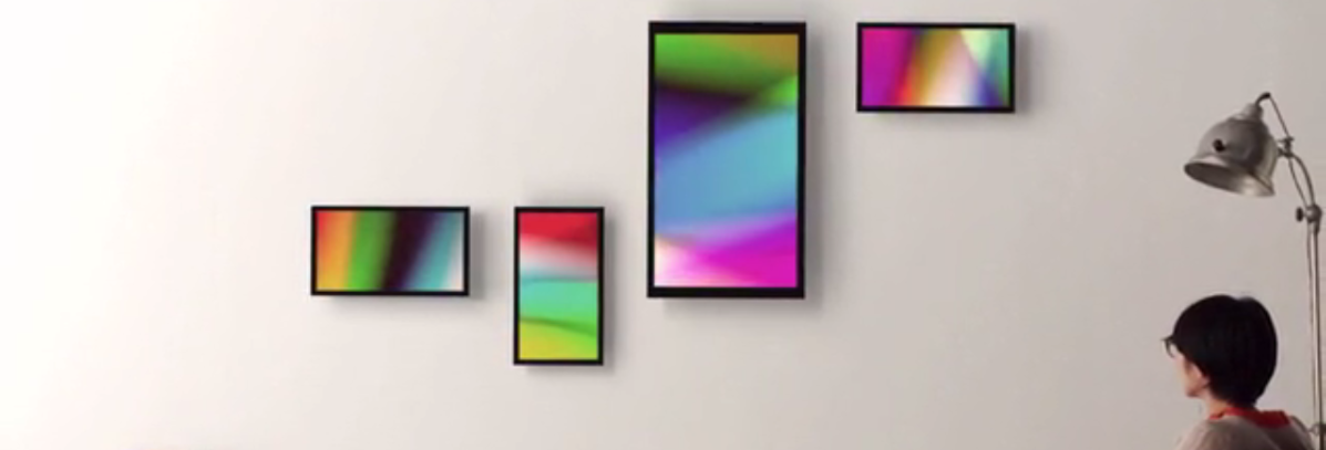 Framed Is Pitching its Digital Picture Frames and Art Marketplace on Kickstarter