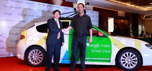 Google Street View expands in Asia as cars hit the road capturing images in Laos