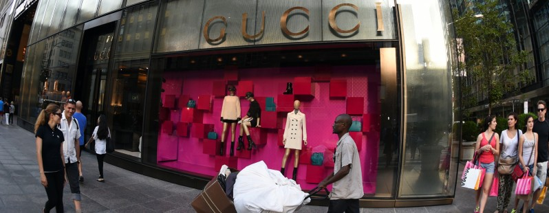 US-RETAIL-FASHION-GUCCI