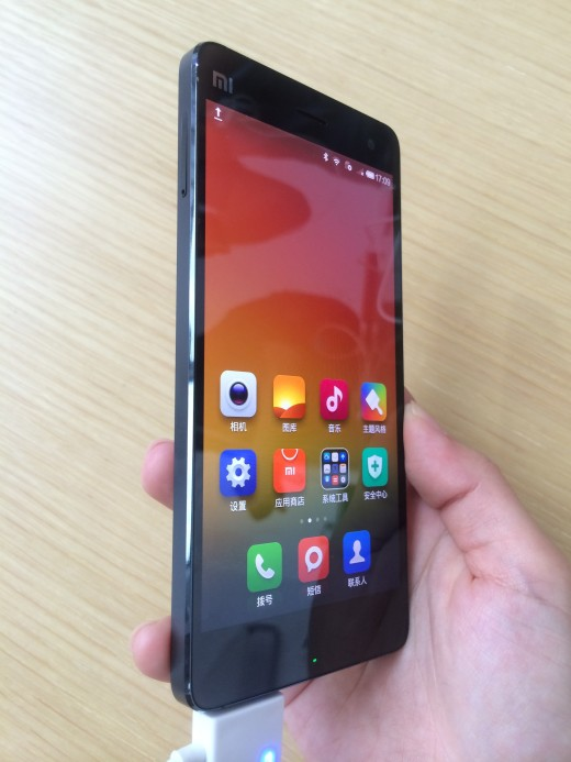 IMG 0646 520x693 Hands on with Xiaomis Mi 4: A gorgeous, robust phone with high end specs at a mid range price