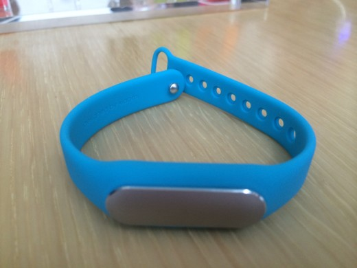 IMG 0668 520x390 Hands on with Xiaomi's $13 fitness band: A beautifully simple tracker that also unlocks your phone