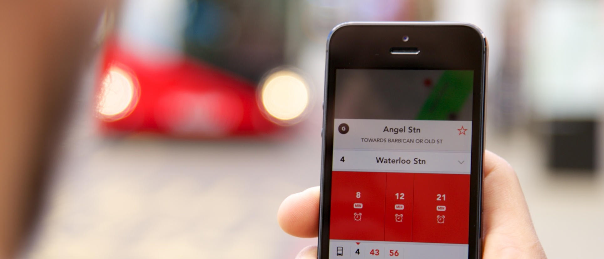 Jump for iPhone is a slick, real-time bus-tracker for London-dwellers - The Next Web