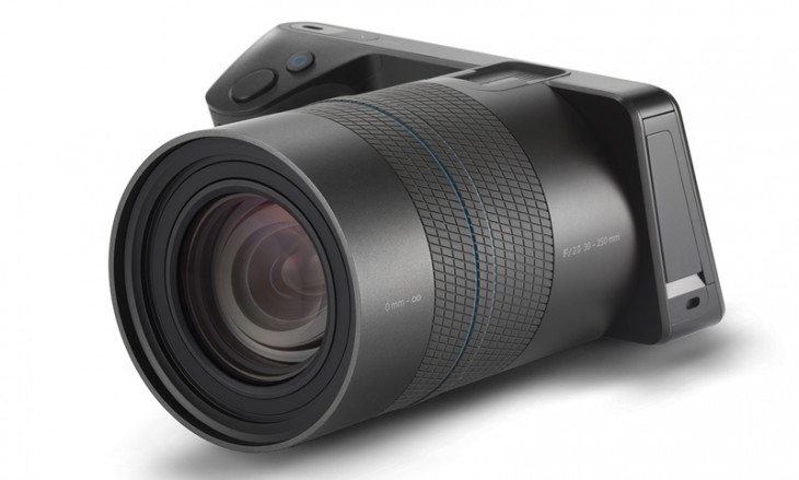 LYTRO ILLUM 3 quarters 730x439 Will light field photography replace DSLRs? Lytros CEO Jason Rosenthal says yes    eventually