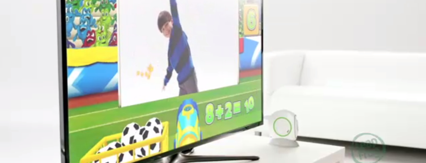 LeapFrog's LeapTV is a Wii-Style Games Console Aimed at Kids