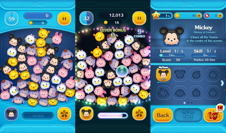 Line Disney 730x431 After 14m downloads in Japan, Disney partners with Line to launch Tsum Tsum puzzle game globally
