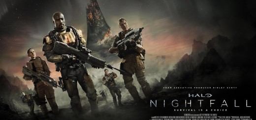Watch the first trailer for Halo: Nightfall, the live-action TV series by Ridley Scott