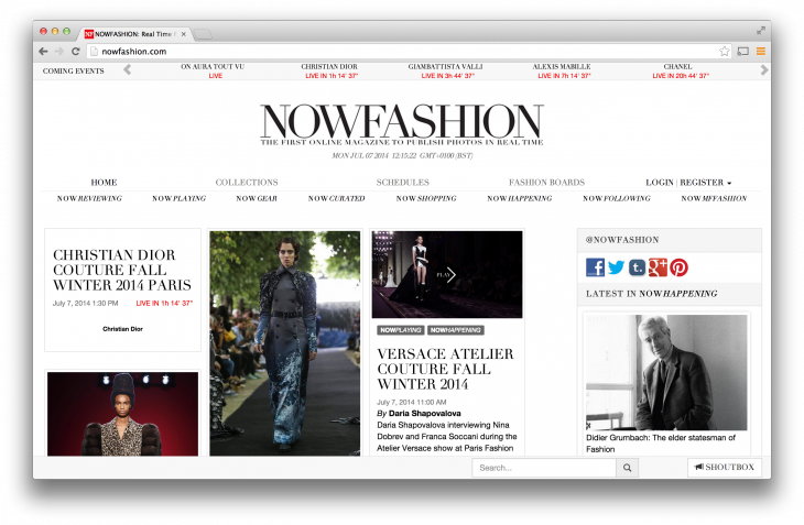 NowFashion 730x477 How the internet is democratizing luxury