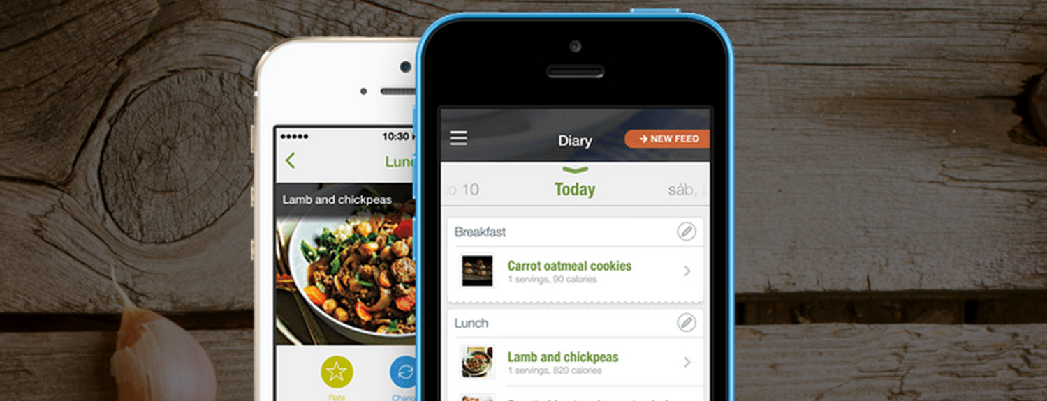 Nutrino for iPhone: Better at Helping you Eat Better