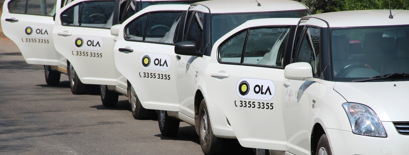 How Ola Cabs is Battling Uber in India