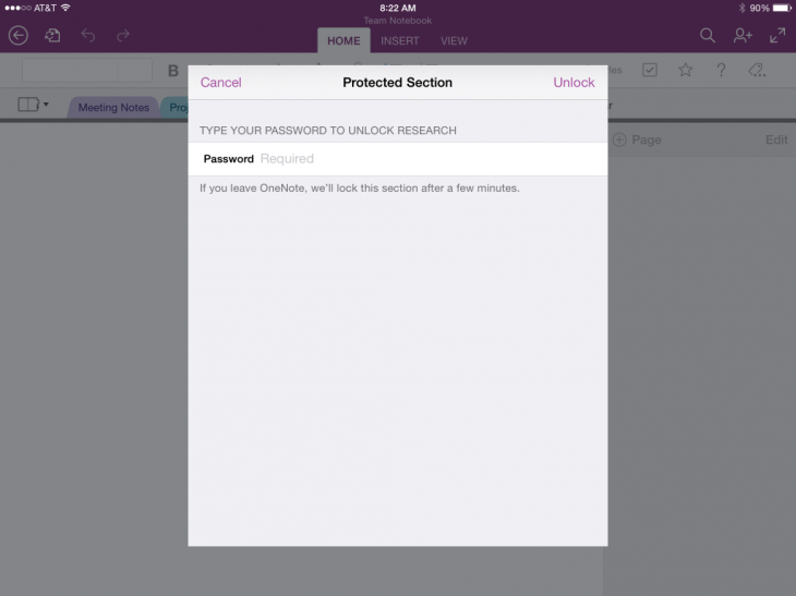 PPS 1024x768 730x547 Microsofts OneNote for Mac and iOS apps now let you insert Office docs, reorganize notes, and more