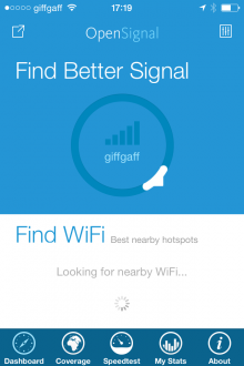 Photo 09 07 2014 17 19 57 220x330 OpenSignals crowdsourced cellular coverage app for iPhone just got way more useful