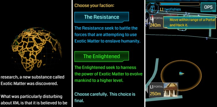 Photo 14 07 2014 09 26 59 horz 730x361 Googles Ingress augmented reality game quietly launches for iOS devices
