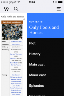 Photo 30 07 2014 13 04 42 220x330 Wikipedia goes fully native on iOS and now lets you edit articles too