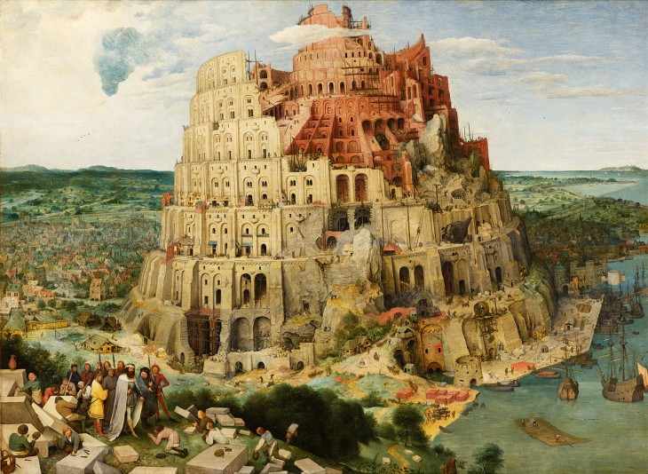Pieter Bruegel the Elder   The Tower of Babel Vienna   Google Art Project   edited 730x534 11 of the hottest startups from Tech Open Air Berlin 2014