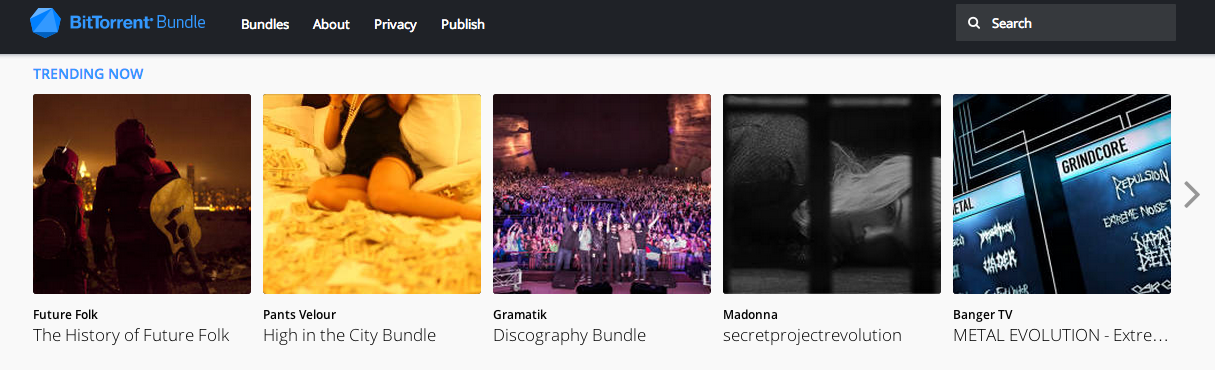 BitTorrent To Introduce Paywall, Crowdfunding To Bundles