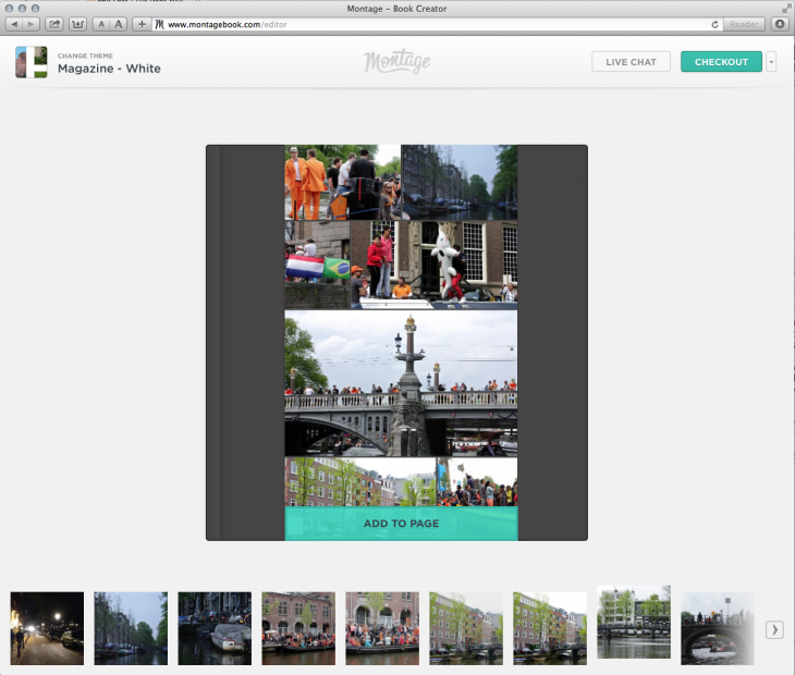 Screen Shot 2014 07 15 at 10.51.39 AM 730x620 Got 15 minutes? Create a printed photo book with new Montage Web app