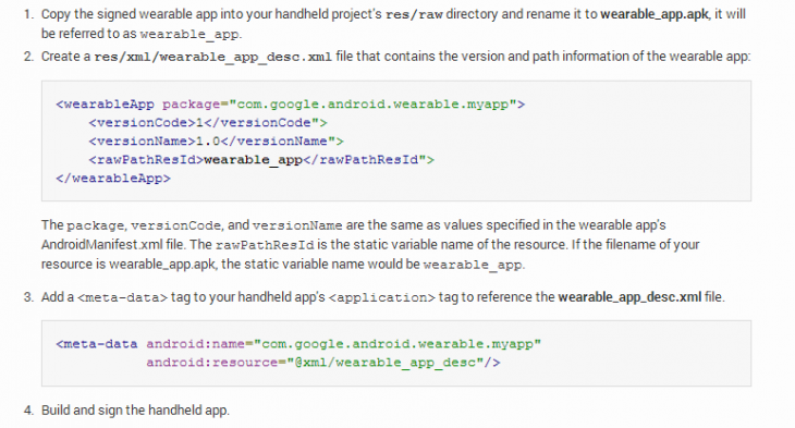 Screenshot 2014 07 09 12.12.47 730x393 Google issues workaround to fix bug affecting paid for apps on Android Wear devices