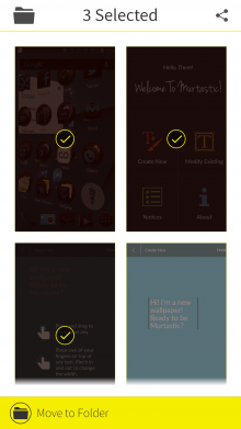 Screenshot 2014 07 08 11 52 21 220x391 Pullshot for Android is a simple way to organize all your screenshots into folders